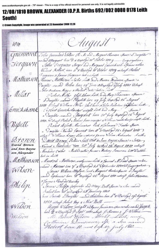 alexander-brown-marriage-birth-cert-scan3